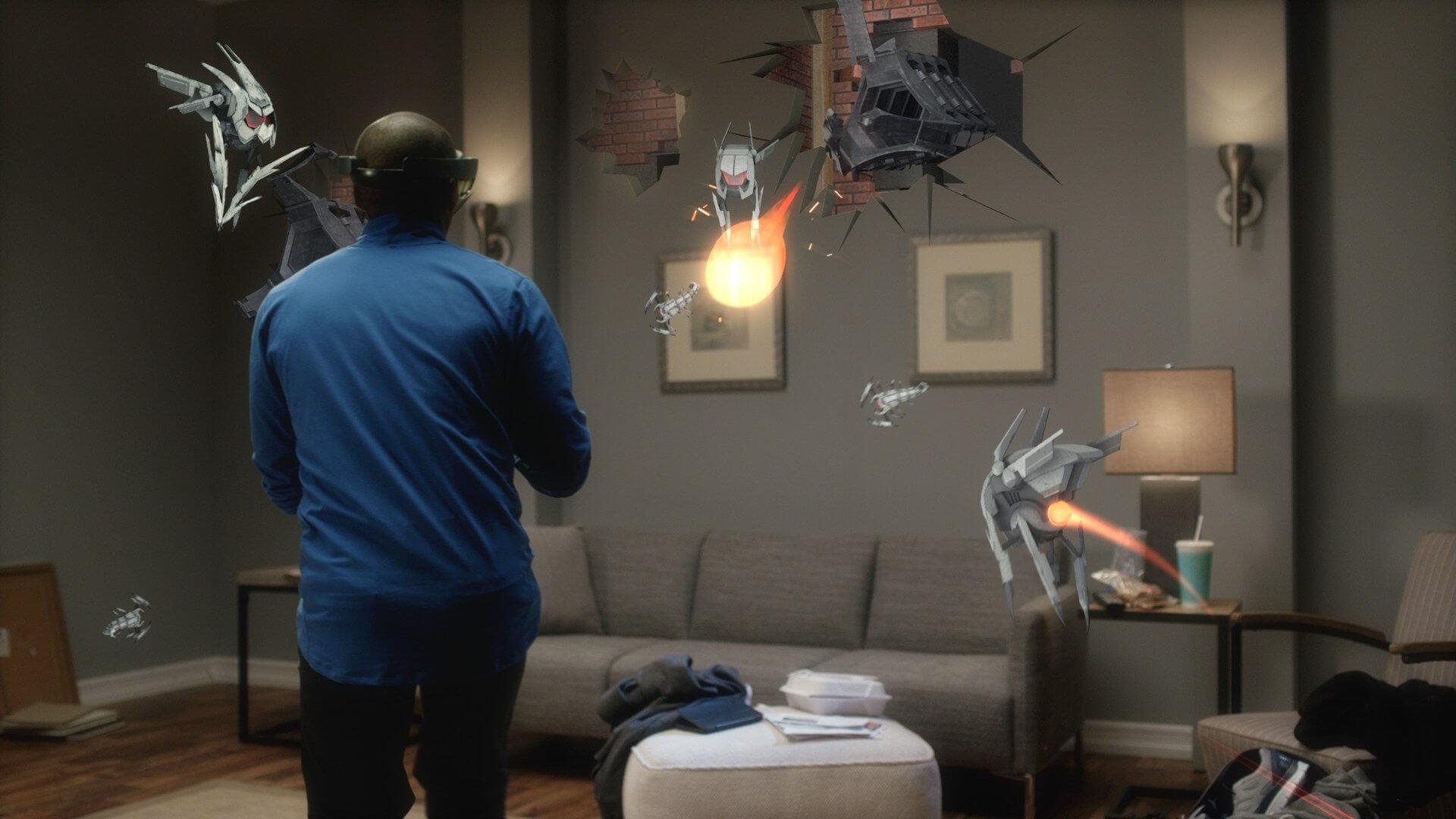 Idź do: Aplikacje AR / VR / Hololens / Oculus